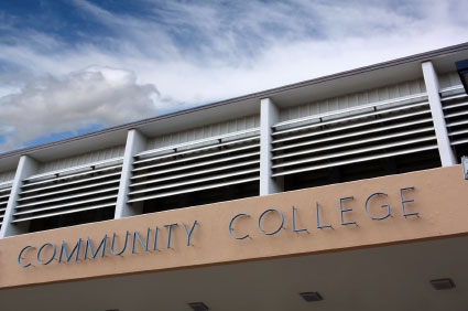 community college option