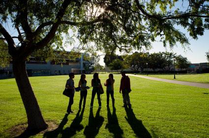 campus touring
