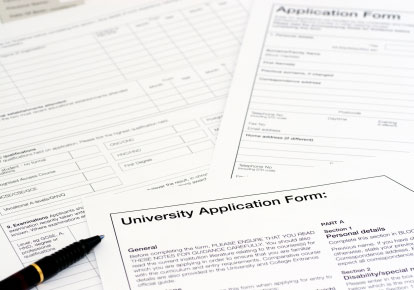 College Application Submission Process  GocollegeCom