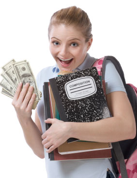 fast student loan for college
