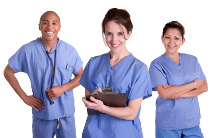 Nursing majors in government